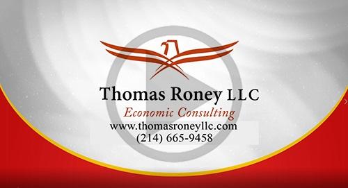 Thomas Roney Testimonials Video Title Still