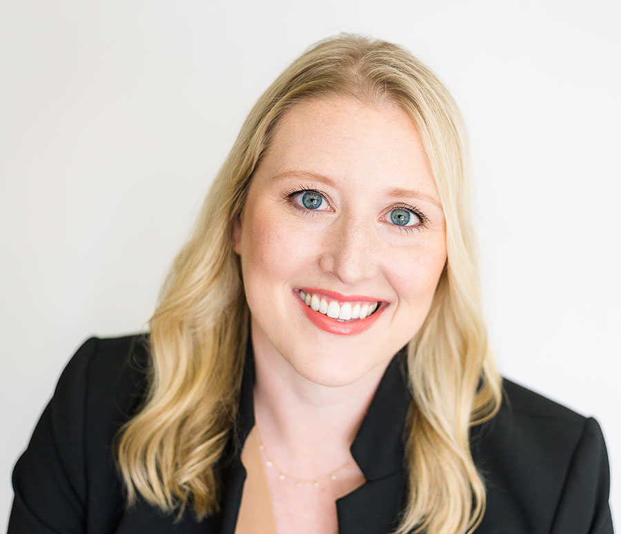 Forensic Economist, Brittany S. Pearce portrait